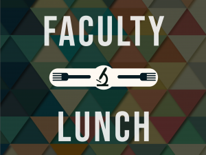 Faculty Lunch: Thomas Leung